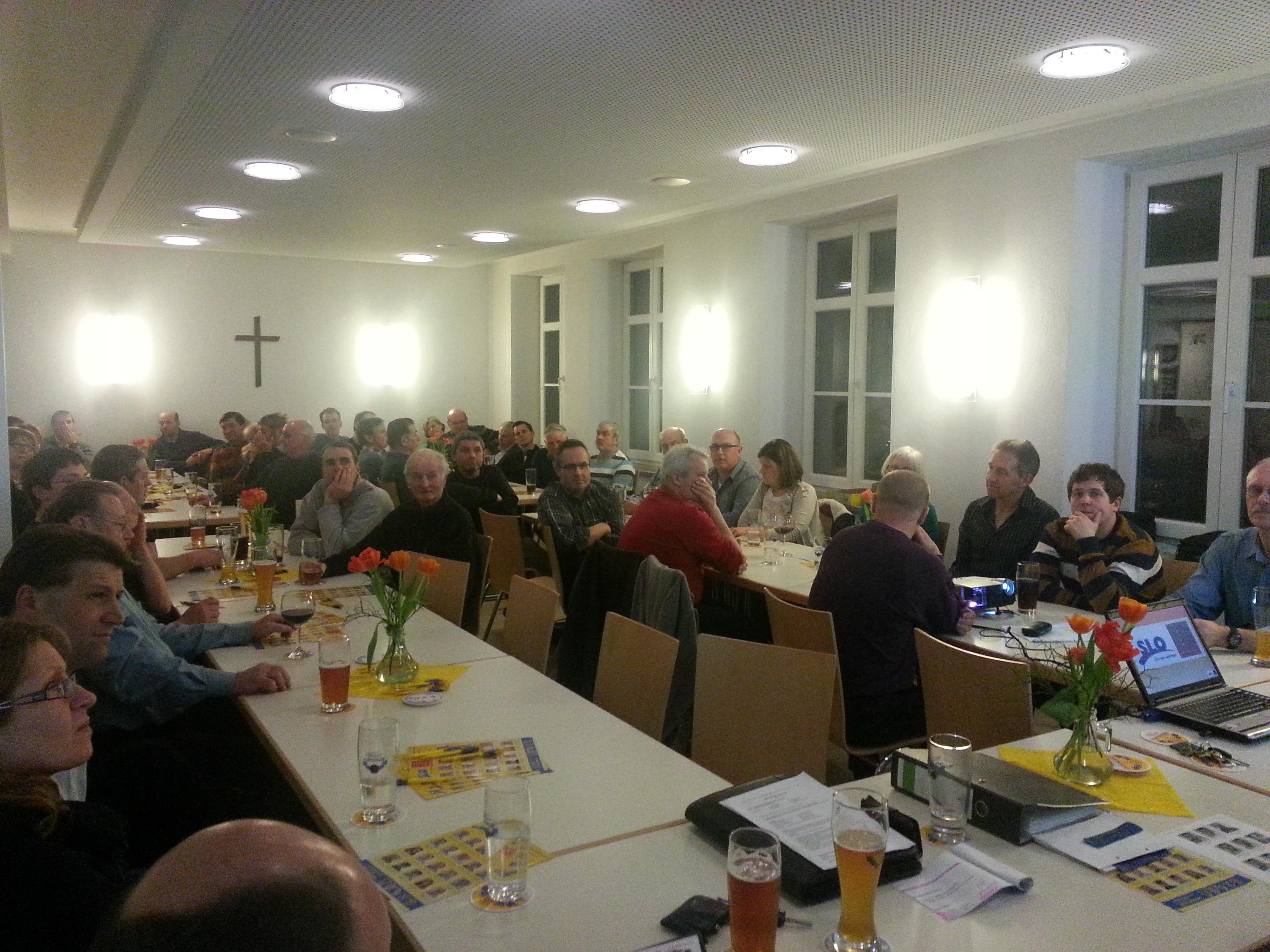 Wahlversammlung Lehmingen